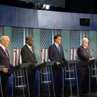 GOP Candidates Discuss Foreign Policy In Latest Debate