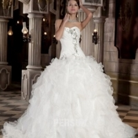 Gorgeous Royal Wedding Dresses