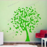 Green Your Home With Tree Wall Decals