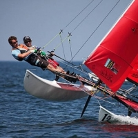 Hobie 16 – The Cat With A Growl
