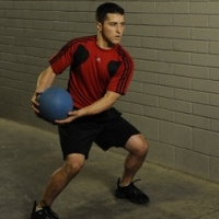 Hockey Training With Medicine Balls for Power