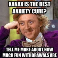 how quick does xanax work