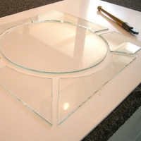 How to Cut Glass: A Few Tricks Of the Trade