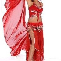 How to Dress Like A Belly Dancer