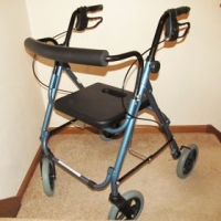 How to Get A Walker Or Rollator Through Medicare