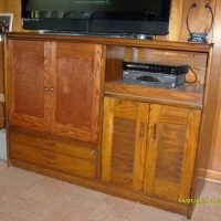 How to Recycle And Repurpose A TV Stand