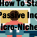 How To Start A Passive Income Micro  -  niche Blog And Earn $200/month