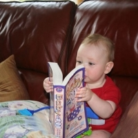 How to Teach A Baby to Read