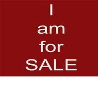 I Am for Sale