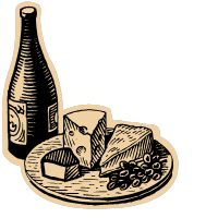 I Love Port Wine With A Nice Hunk Of Good Cheese