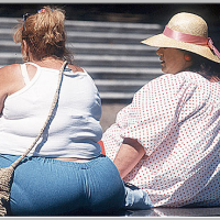 Is A World With 100% Obesity In Our Future?