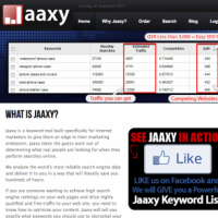 Jaaxy Review - the Best Keyword Tool Online?