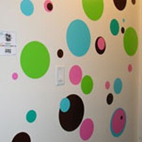 Kids Wall Decals!