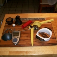 Kitchen Gadgets  -  Making Cooking Easier
