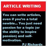 Learning the Basics Of Article Writing is Key to Writing Articles People Want to Read