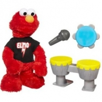 Lets Rock Elmo - Who Loves Elmo, Everyones Rockstar Playmate?