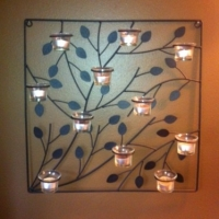 Light Your Room With the Beauty Of Candle Wall Sconces