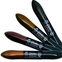 Loreal Double Extend Eye Illuminator Mascara Review - For Green Eyes