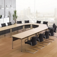 Make An Impression With Stylish Conference Room Furniture
