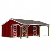 Make Sure These Items Are on Your Small Barn Plans