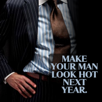 Make Your Man Look Hot Next Year