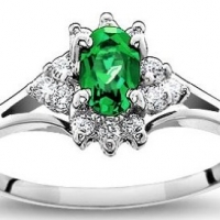 May Birthstone Mothers Ring  -  Advice