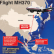 Missing Malaysia Airlines Flight Mh370  -  Where is It?