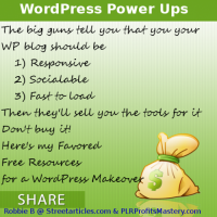 My 3 Favored Wordpress Blog Tools for A Social And Responsive Blog