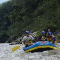 My Chagres River Rafting Adventure