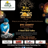 New Year's Eve In Pimple Saudagar @hotel Bird Valley, Pune