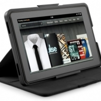 News Update Specks Fitfolio Kindle Fire Cover