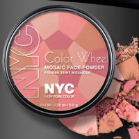 Nyc Color Wheel Review - A Mosaic Of Colors!