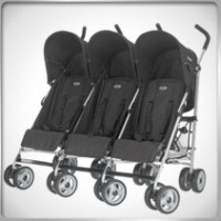 Obaby Triple Is The Transport Solution For Parents Of Three Infants