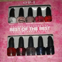 Opi Best Of The Best Review & Swatches