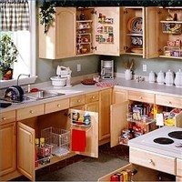 Organizing a Kitchen