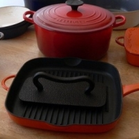 Outstanding Benefits Of An Enameled Cast Iron Grill Pan