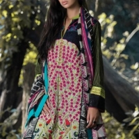Pakistani Designer Winter Clothes Collections for Girls