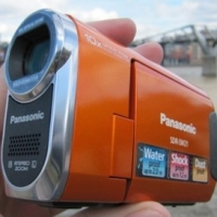 Panasonic Sdr-sw21-s Shock And Waterproof Camcorder