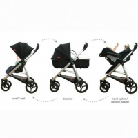 Phil & Teds Compact And Practical Peanut Bundle