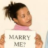 Proposing to A Man  -  Ask Him! Are You Kidding?