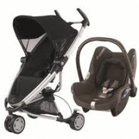 Quinny Zapp Xtra Travel System What More Could A Parent On The Go Require