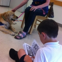 Reading Dogs Help Kids Read