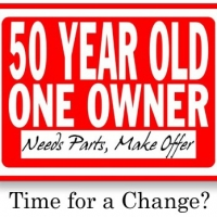 Ready for A Career Change at 50? My Personal Story