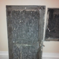 Return Air Vents In Kensington Maryland  -  The Dirty Side That Surprises Homeowners