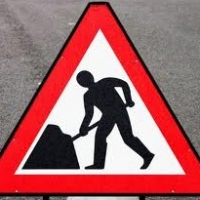 Roadworks – Late for Driving Lessons In Nottingham