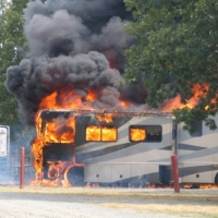 RV Fire Safety: Turn the Propane Off!