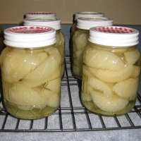 Save Money Canning Your Own Fruit