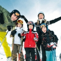Saving Money for A Family Ski Trip