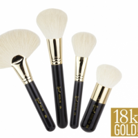 Sigma Extravaganza Face Kit Collection In 18k Gold