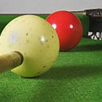 Snooker, One Particularly Unusual Game (part 2)